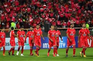 پرسپولیس با پیراهن سرخ در فینال لیگ قهرمانان آسیا