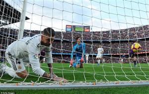 بررسی پیامدهای شکست سنگین رئال مادرید در ال کلاسیکو