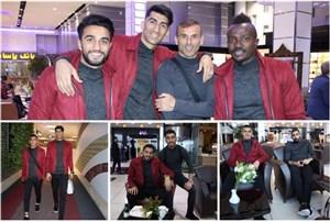 سفر پرسپولیسی ها به دبی قبل از بازی فینال