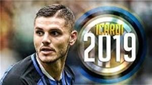 عملکرد مائورو ایکاردی در اینتر فصل 19-2018