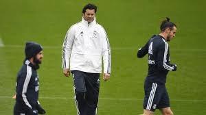 اولین تمرین بازیکنان رئال مادرید زیر نظر سولاری