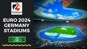استادیوم های میزبان یورو 2024 آلمان