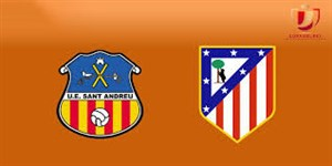 خلاصه بازی سنت اندرو 0 - اتلتیکومادرید 1