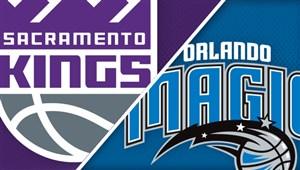 خلاصه بسکتبال اورلاندو مجیک - ساکرامنتو کینگز
