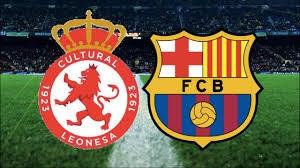 خلاصهبازی لئونسا 0 - بارسلونا 1