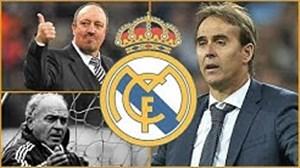 کوتاه ترین حضور مربیان در باشگاه رئال مادرید