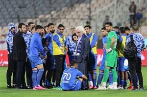 اولین واکنش باشگاه به حذف استقلال از جام حذفی