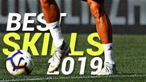 مهارتهای فردی تماشایی بازیکنان در فصل 19-2018