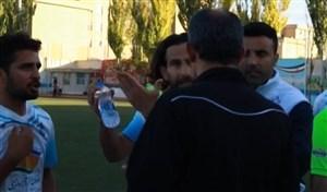 حواشی بعد از دیدار شهرداری تبریز - ملوان