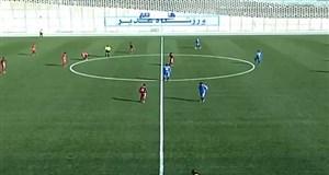 خلاصه بازی جوانان پرسپولیس 3 - جوانان استقلال 0