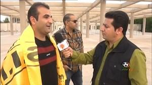حواشی پیش از دیدار استقلال خوزستان - نفت م سلیمان