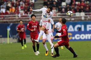 کاشیما چگونه بازی را در دست گرفت؟ (آنالیز)