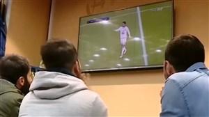 یک ملت تماشاگر بازی پرسپولیس در فینال لیگ قهرمانان آسیا