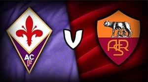 خلاصه بازی فیورنتینا 1 - آاس رم 1