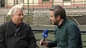 گفت و گوی صمیمانه با علی پروین در مورد فینال لیگ قهرمانان آسیا