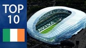 10 استادیوم بزرگ کشور ایرلند