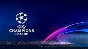 گل های هشت بازی دیشب لیگ قهرمانان اروپا