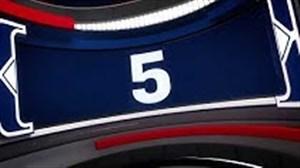 5 حرکت برتر NBA در شب گذشته (97/08/16)