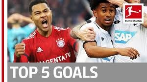 5 گل برتر هفته دهم بوندسلیگا 19-2018