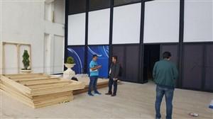 رضایت لوزانوف از پیشرفت بهسازی ورزشگاه آزادی