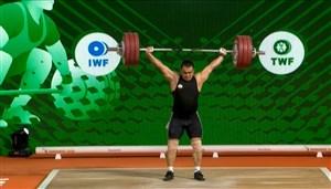 خلاصه حرکات یک ضرب حقوقی و مرادی (وزنه برداری قهرمانی جهان 2018)