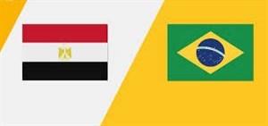 خلاصه بازی فوتبال ساحلی مصر 5 - برزیل 10