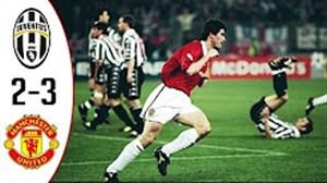 بازی خاطره انگیز منچستریونایتد 3 - 2 در فصل 98-97