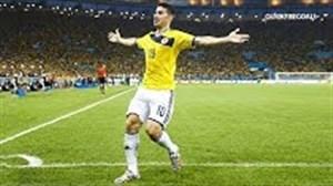 10 گل برتر خامس رودریگز در دوران فوتبالی اش