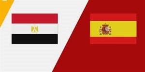 خلاصه بازی فوتبال ساحلی مصر 7 - اسپانیا 6