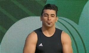 سه حرکت یک ضرب علی هاشمی در قهرمانی جهان