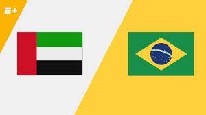 خلاصه بازی فوتبال ساحلی امارات 1 - برزیل 9