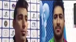 صحبت های بیرالوند و هاشمی پس از کسب مدال