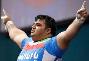 به یاد قهرمانی خاطره انگیز رضازاده در رقابتهای دوحه قطر