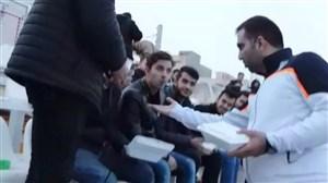 حواشی عجیب روی سکوهای هواداران بادران تهران