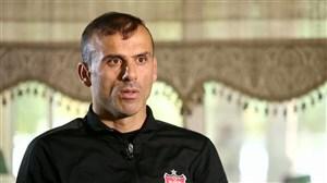 مصاحبه AFC با کاپیتان پرسپولیس سید جلال حسینی