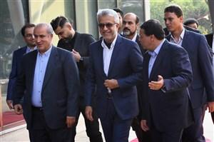 بازدید رئیس AFC از زمین شماره 1و2 آزادی