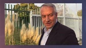 واکنش عجیب علی کفاشیان به حضور شیخ سلمان و تعلیق احتمالی فدراسیون