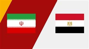 خلاصه فوتبال ساحلی ایران 3 - مصر 1