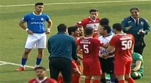 کارشناسی داوری بازی نساجی - استقلال خوزستان
