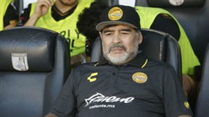 مارادونا: مورینیو مربی بهتری از پپ است