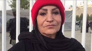 صحبتهای عفت محمدی؛ بازیکن سابق تیم بانوان پرسپولیس
