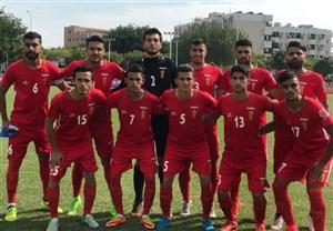 تیم فوتبال دانشجویان ایران هشتم آسیا شد