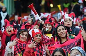 نظر حاج رضایی درباره نقش هوادار و حضور بانوان در ورزشگاهها