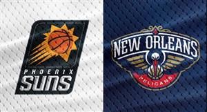خلاصه بسکتبال فونیکس - نیو اورلینز