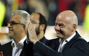 اینفانتینو: ایران در جام جهانی خیره کننده ظاهر شد