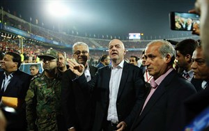 اینفانتینو: دخالت شخصثالث باعث تلیق فوتبال میشود
