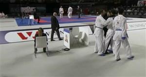 سه پیروزی تیم ملی کومیته کاراته در مسابقات جهانی