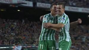 گل سوم بتیس به بارسلونا (جیوانی لو سلسو)