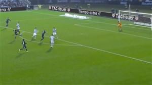 شوت دیدنی سبایوس؛ گل چهارم رئال مادرید به سلتاویگو