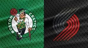 خلاصه بسکتبال بوستون سلتیکس - پورتلند بلیزرز